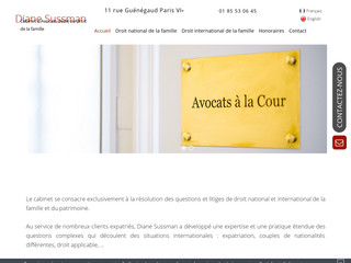 Avocat en droit international de la famille à Paris