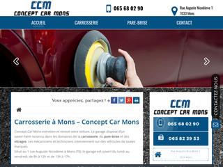 Rénovation de votre carrosserie à Mons
