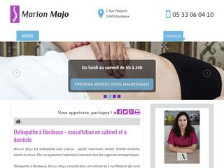 Ostéopathe pour femme enceinte à Bordeaux
