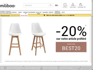Miliboo - Meubles Design