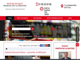 Votre avocat spécialisé en baux commerciaux à Paris