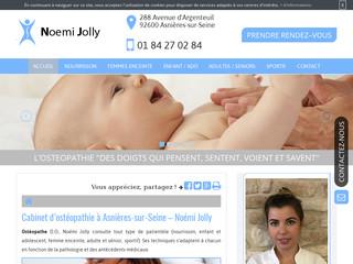 Ostéopathe pour enfant à Asnières-sur-Seine