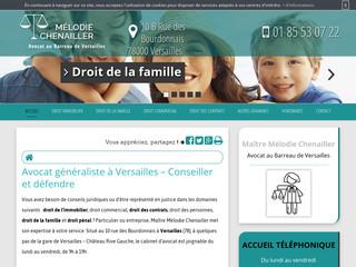 Votre avocat en droit de la famille à Versailles