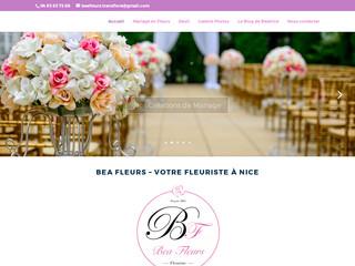 Béa Fleurs, Fleuriste Nice