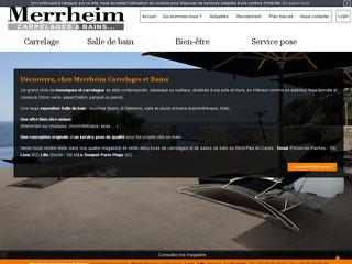 Entreprise de carrelage dans le Nord et le Pas-de-Calais - Merrheim Carrelage