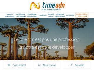 Time ADN : conseil en développement commercial et formations
