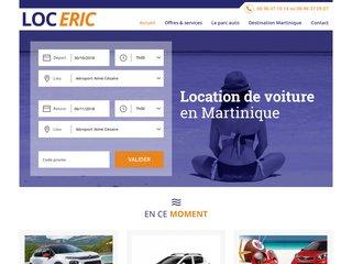 Louer un véhicule en Martinique