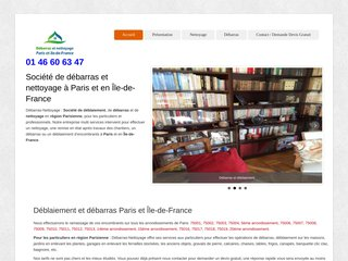 Société de déblaiement et débarras à Paris et région Parisienne