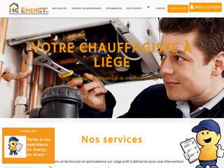 Hc Energy - Le spécialiste chauffage à Liège et Namur