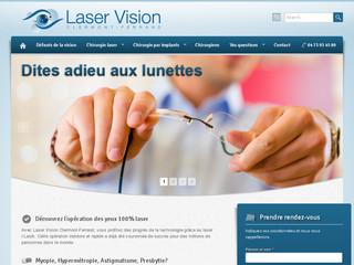 Laser Vision Clermont-Ferrand - Chirurgie réfractive - opération yeux par laser