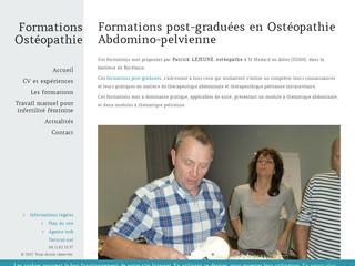 Julien LEJEUNE, votre ostéopathe à Bordeaux