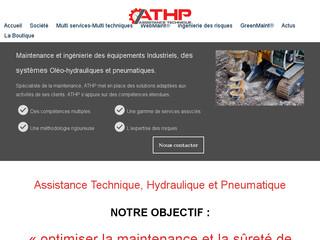 Entreprise ingénierie industrielle - ATHP