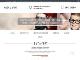 Votre salon de coiffure à Marseille 12e