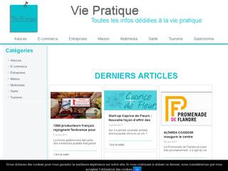Vie Pratique : toutes les infos dédiées à la vie pratique