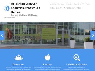Dentiste La Défense