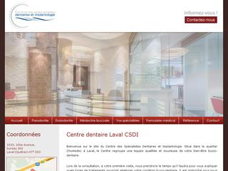 Clinique dentaire Laval