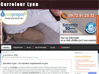 Carreleur Lyon