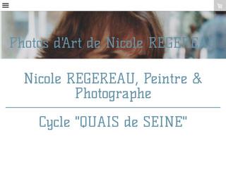 Photos artistiques de Nicole REGEREAU