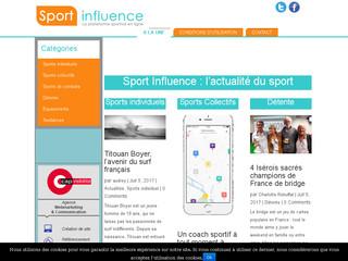 Sport influence