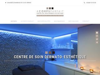 Centre de dermo-esthétique A Corps Parfait Erpent