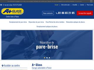 Remplacement de pare-brise à Plaisir, Yvelines - A+ Glass