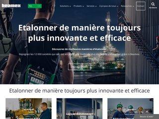 Beamex : Calibration et Etalonnage de vos instruments de mesure