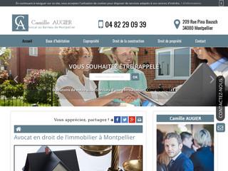 Avocat spécialiste du bail de location à Montpellier