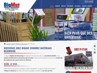BigMat Beauraing : matériaux de construction et rénovation