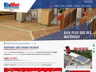 BigMat Melreux les Entrepôts de la Famenne: matériaux de construction et de rénovation