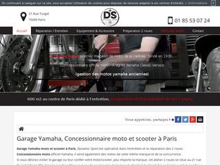 Réparation mécanique  de votre moto  à Paris