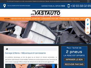 Rénovation de carrosserie à Mons