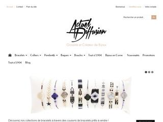 Actuel Diffusion : grossiste en bijoux fantaisie