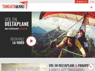 Tangatamanu - Deltaplane et parapente à Annecy