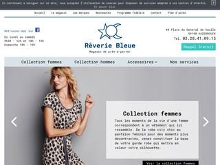 Boutique de prêt à porter Hazebrouck, Bailleul - Rêverie Bleue