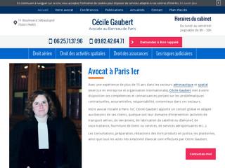 Avocat droit des assurances Paris 1er