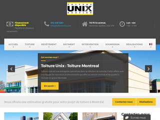 Toiture Unix: Service de toiture à Montréal