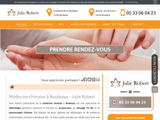 Praticienne de la médecine chinoise à Bordeaux