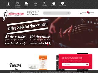 Accessoire Musique : Vos accessoires de musique aux meilleurs prix