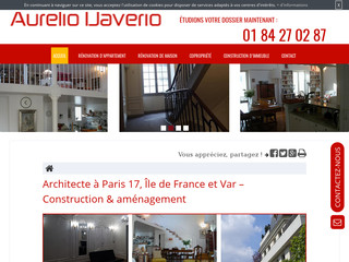 Architecte Aurelio Daverio - construction Immeubles