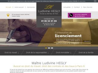 Avocat en droit des contrats à Paris, 6e arrondissement - Me Hegly