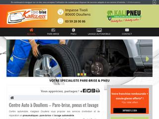 Montage pneus à Doullens: Kaliglass Doullens