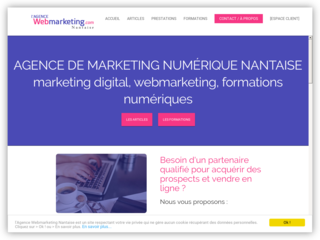 Agence webmarketing 140