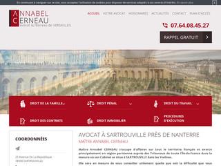 Avocat en droit de la famille à Sartrouville (Yvelines)