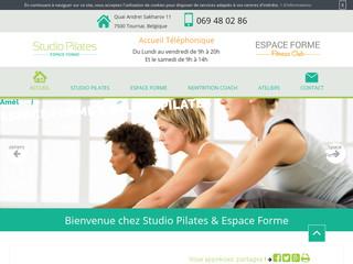 Salle de Musculation à Tournai: Espace Forme Chantry
