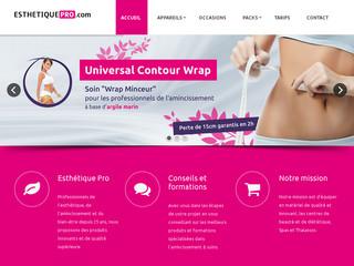 Esthétique Pro : fournisseur de matériels esthétiques professionnels