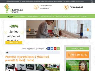 Pharmacie en Aromathérapie à Mons