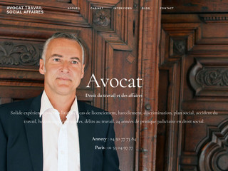 Avocat en droit du travail à Paris