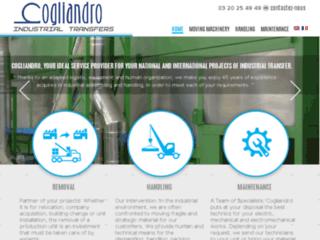 Transfert Cogliandro