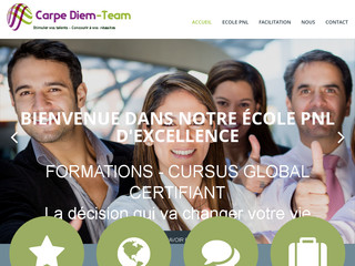 Carpe Diem-Team coaching professionnel