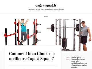 Tests et avis sur les meilleures cages à squat